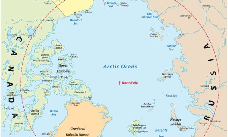 Arctic cold war: climate change has ignited a new polar power struggle