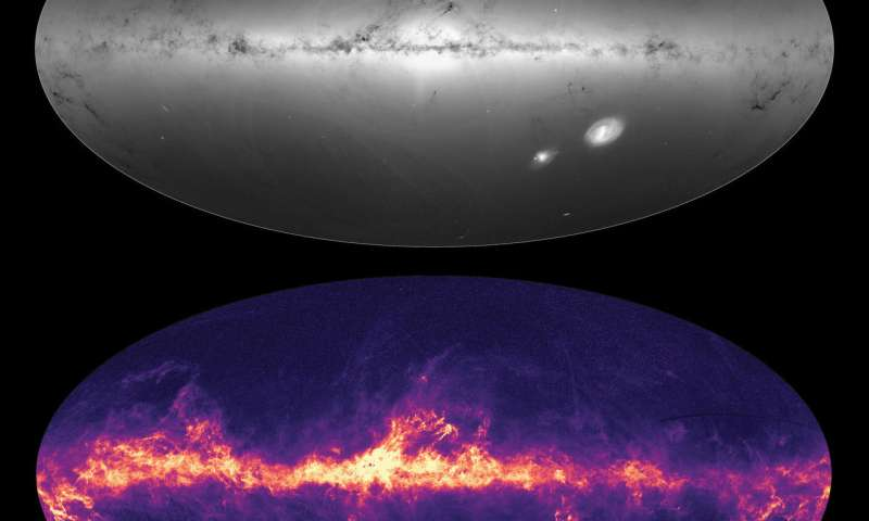 Gaia creates richest star map of our Galaxy—and beyond 1-astronomerso