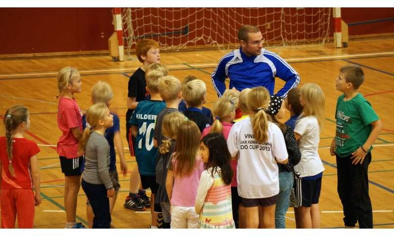 Ball games and circuit strength training boost bone health in schoolchildren