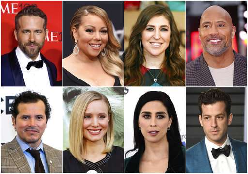 Celebrities bring awareness to mental health issues
