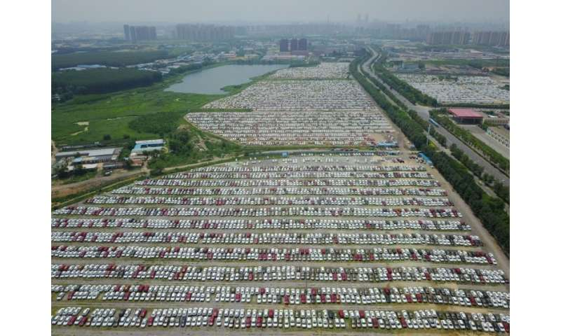 China said it will lift restrictions on foreign ownership in the auto sector by 2022