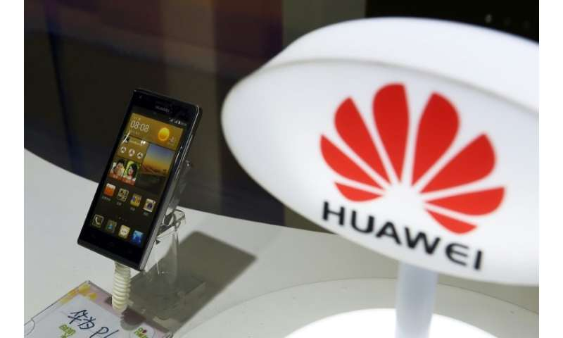 Chinese telecom equipment maker Huawei is reportedly under investigation by the US Justice Department for allegedly violating Ir