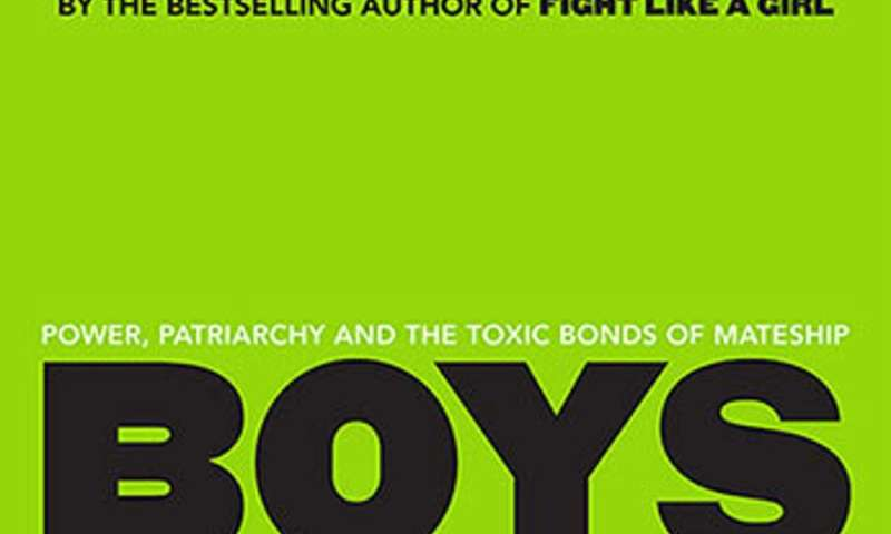 Clementine Ford reveals the fragility behind 'toxic masculinity' in book