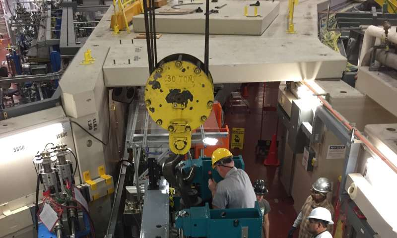 COSMIC impact: Next-gen X-ray microscopy platform now operational