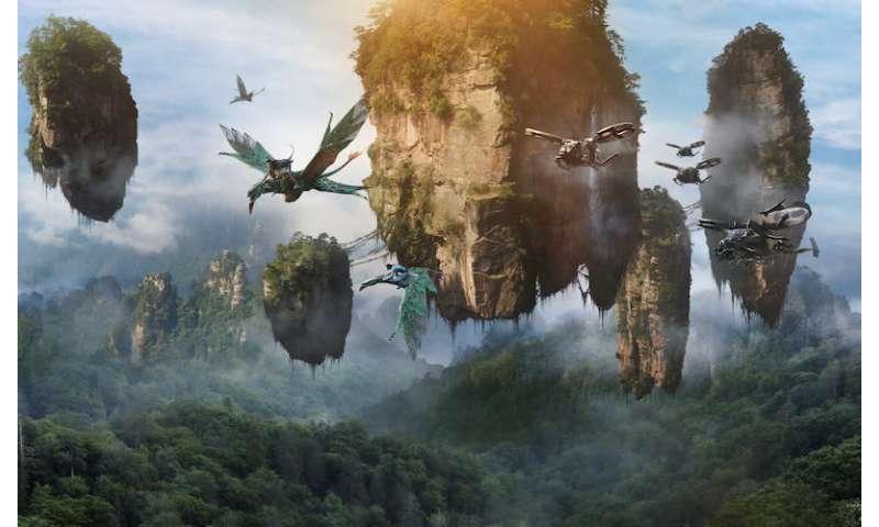 Creating Pandora on Earth
