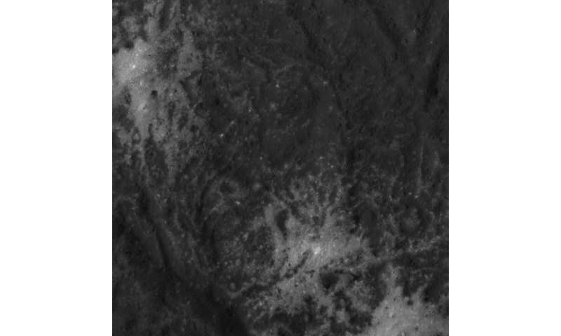 Dawn's latest orbit reveals dramatic new views of occator crater