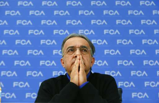 Death of Fiat Chrysler chief focuses spotlight on CEO health