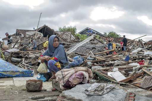 Death toll climbs past 370 in Indonesian tsunami disaster