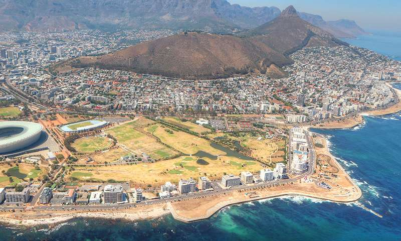 Defeating 'day zero' in Cape Town
