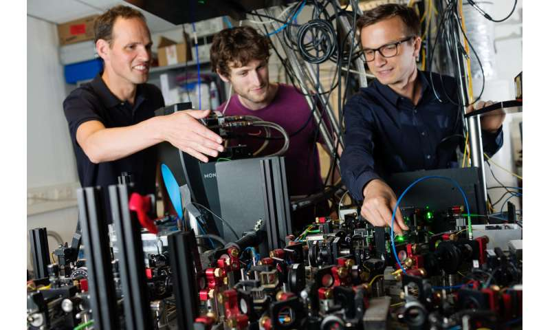 Delft scientists make first 'on demand' entanglement link