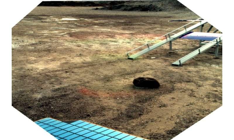 Desert test drive for Mars rover from 1,000 miles away