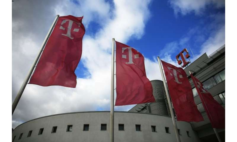 Deutsche Telekom in May reported falling revenues for the first quarter, down 3.9 percent to 17.9 billion euros