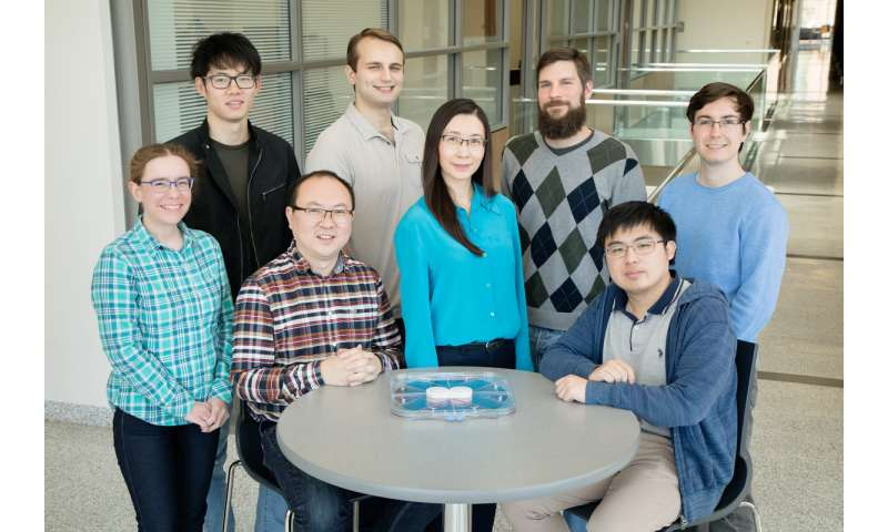 Engineers on a roll toward smaller, more efficient radio frequency transformers