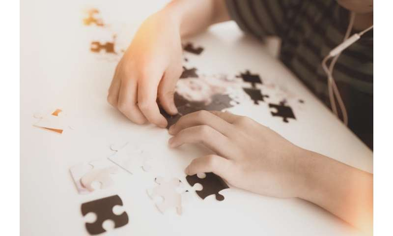 Five easy ways to boost children's spatial skills