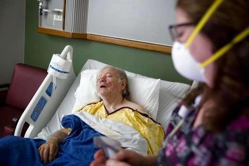 Flu season still getting worse; now as bad as 2009 swine flu