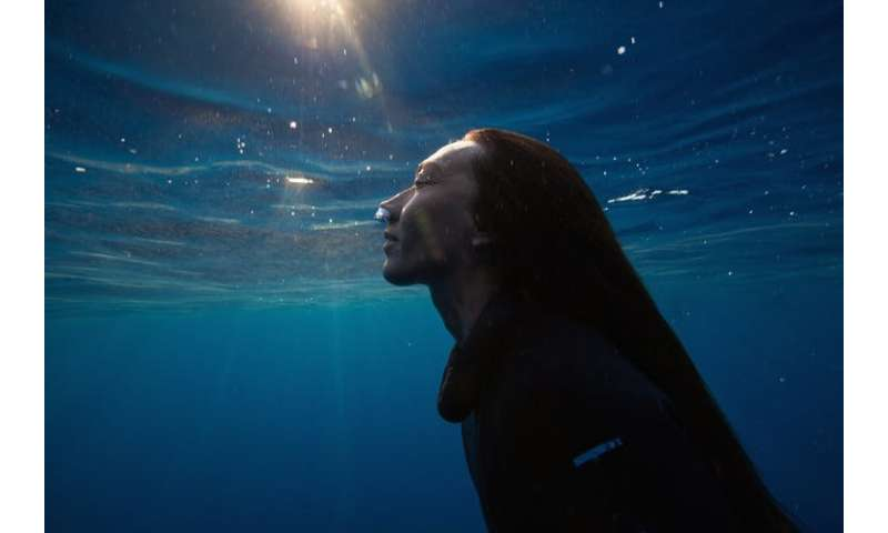 Free divers have long defied science–and we still don't really understand how they go so deep