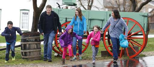 Free-range parenting laws letting kids roam could catch on
