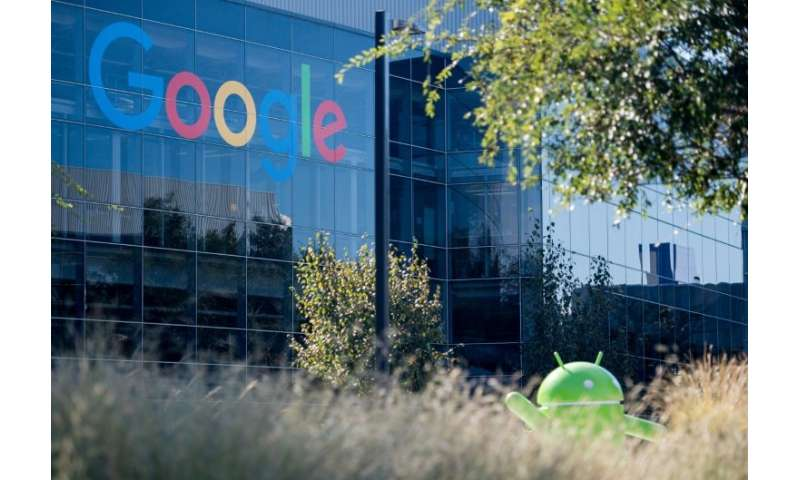 Google parent Alphabet shares rose on better-than-anticipated earnings for the second quarter