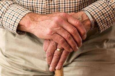 Higher inflammation in older age is linked to lower bone density