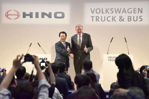 Hino, VW partner on hybrids, autonomous drive, technology
