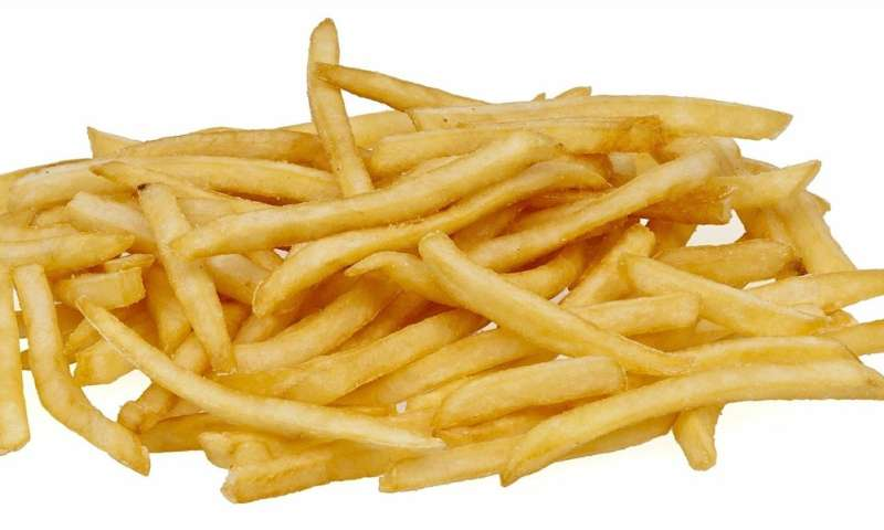 Hold the fries! How calorie content makes you rethink food choices