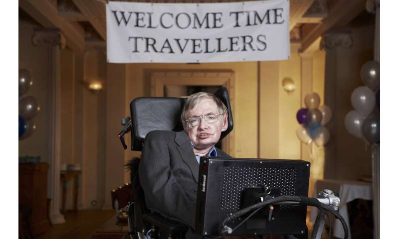 How to understand one of Stephen Hawking's final papers – according to an expert