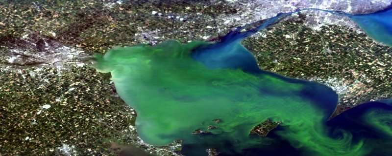 Hyperspectral imager leaves a legacy of contributions to coastal research
