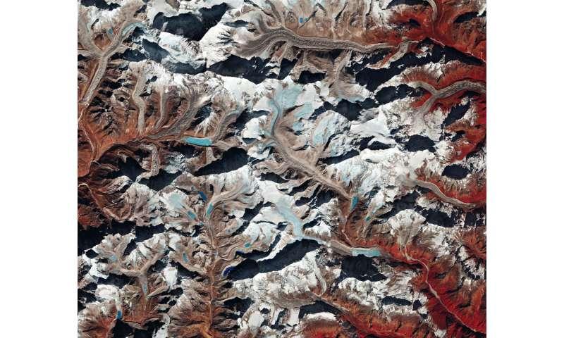 Image: Mount Makalu, Himalayas
