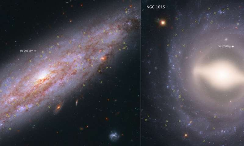 Astronomers Use Improved Hubble Telescope To Measure Expansion Rate Of The Universe