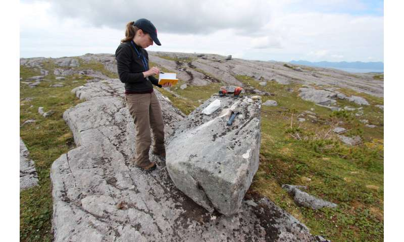 In ancient boulders, new clues about the story of human migration to the Americas