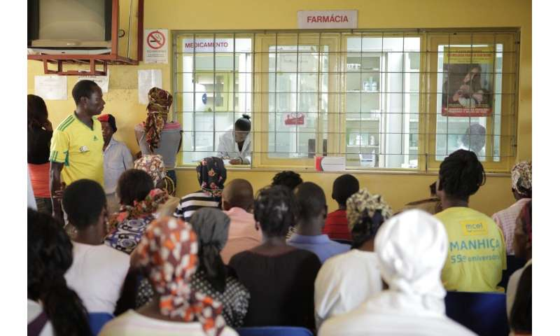 In Southern Mozambique, only half of people diagnosed with HIV enroll in medical care