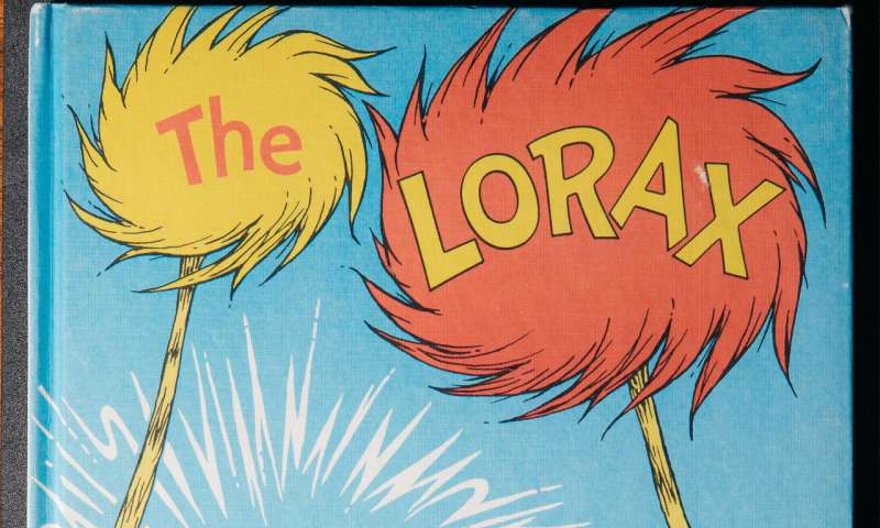 Inspiration for Dr. Seuss's 'The Lorax' may be from real plant and animal life in Kenya