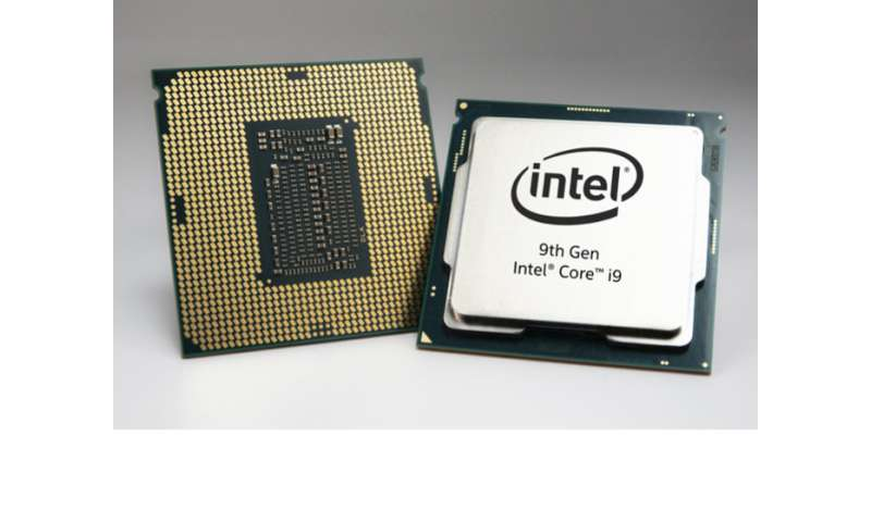 Intel launch event ushers in 9th generation processors