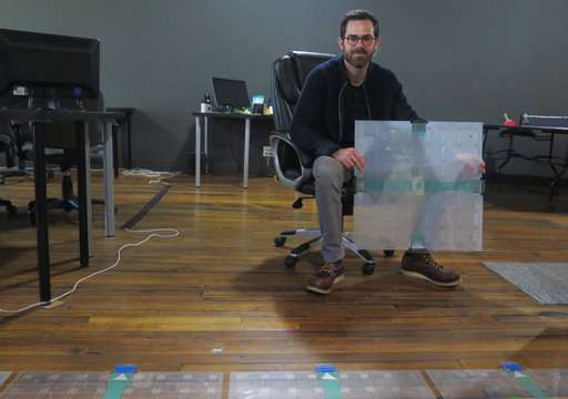 Intel underfoot: Floor sensors rise as retail data source