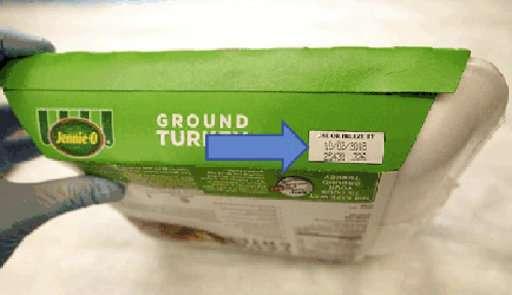 Jennie-O recalling ground turkey in salmonella outbreak