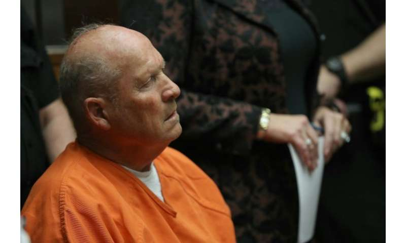 "Joseph James DeAngelo, the suspected ""Golden State Killer,"" was arrested after a 40-year search and charged with two 1"