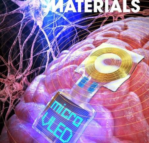 KAIST team develops flexible blue vertical micro LEDs