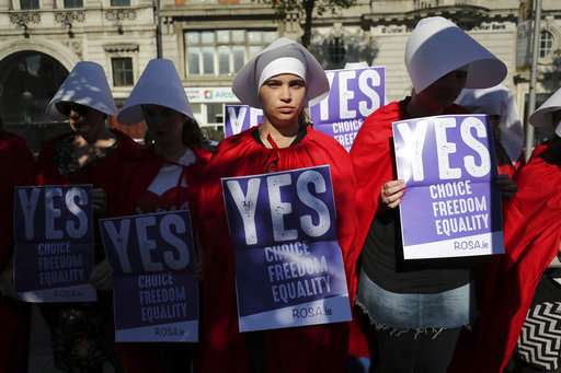 Landmark abortion vote in Ireland may change constitution