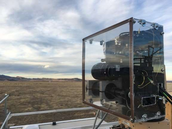 Laser-based system offers continuous monitoring of leaks from oil and gas operations