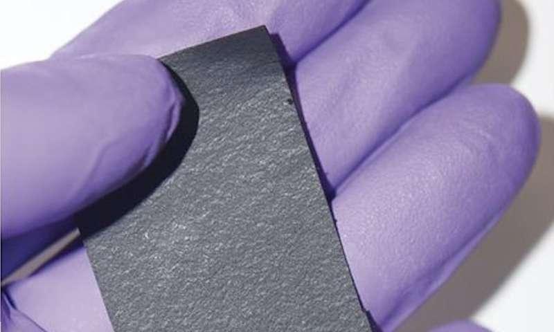 Making carbon nanotubes as usable as common plastics