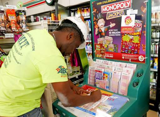 Mega Millions, Powerball prizes come down to math, long odds