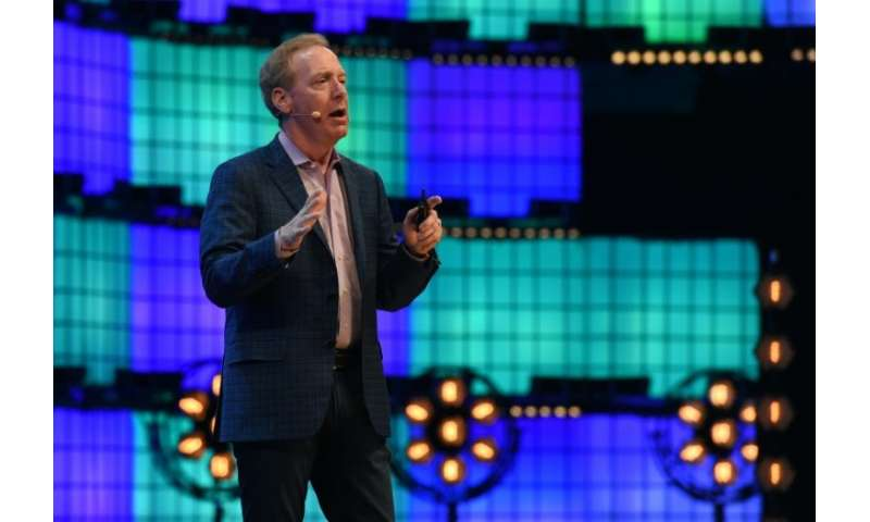 Microsoft president Brad Smith unveiled principles the tech giant will adopt for deployment of facial recognition technology