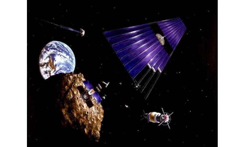 Mining asteroids could unlock untold wealth – here's how to get started