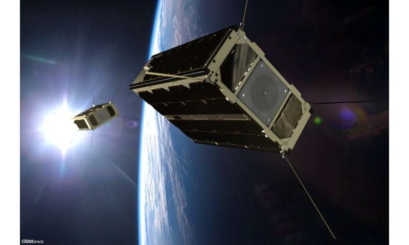 Mission accomplished for ESA's butane-propelled CubeSat