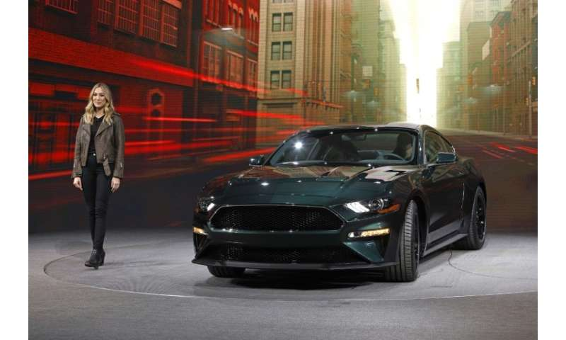 Ford Celebrates Millionth Mustang While Banking On Cars Draw - American muscle car show 2018