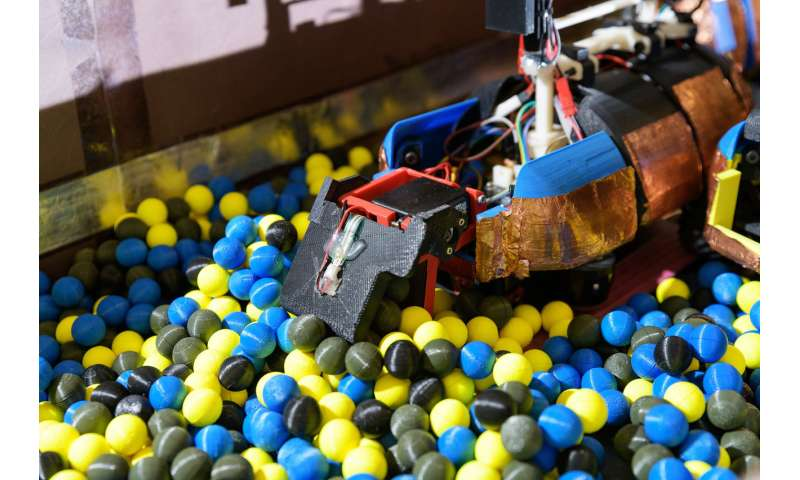 More workers working might not get more work done, ants (and robots) show