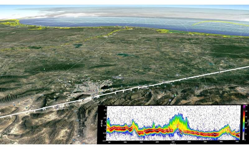 NASA tests tiny satellites to track global storms
