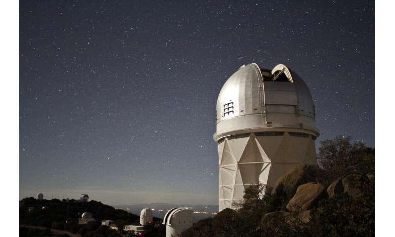 New chapter begins for kitt peak telescope