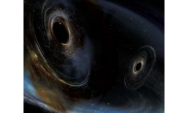 New detections of gravitational waves brings the number to 11 – so far