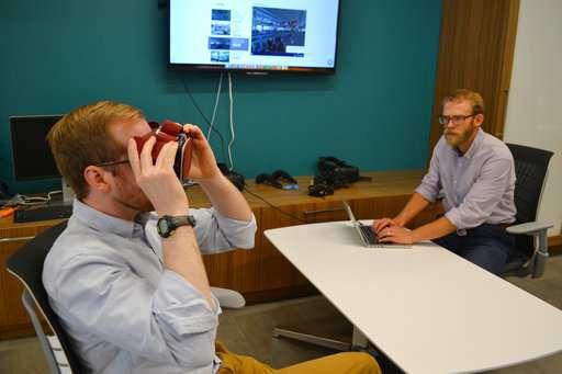 Nuova era nella terapia della realtà virtuale per le fobie comuni